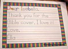 make your own handwriting worksheets handwriting copy work