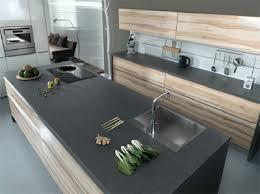 ilot central cuisine avec evier réseau cuisines schmidt nouvelle gamme cuisines
