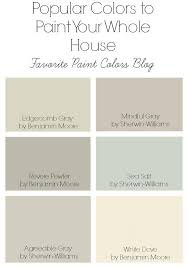 Sherwin Williams Most Popular Colors Best 25 Popular Paint Colors Ideas On Pinterest Better Homes