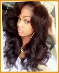 full sew in weave with no hair out 25 chic sew in hairstyles for black women inside black women sew