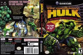 incredible hulk ultimate destruction iso u003c gcn isos emuparadise