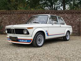 2002 bmw turbo bmw 2002 turbo only 51 974 kms matching numbers and colours