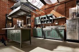 vintage kitchen combines timeless design with seamless practicality