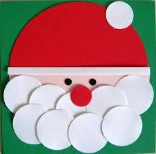 diy christmas card kit santa 18 00 via etsy christmas