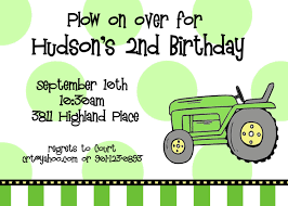john deere invitations printable free printable invitation design