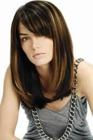 hairstyles for women in late 30 s side swept bang or blunt bang hairstyles for women in late 30s