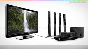 5 1 Home Theater Htd5570 94 Philips - home theater philips htb5570d youtube