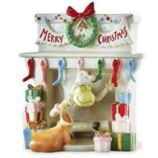 grinch and max ornament lenox max a reindeer