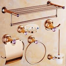 Pink Bathroom Accessories Sets by Compare Prices On Pink Bathroom Sets Online Shopping Buy Low