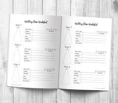 the wedding planner book wedding organiser book wedding planning made easy