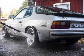 porsche 944 spoiler 1984 porsche 924 my first car retro rides