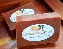 orange spice color orange spice soap also known as christmas spice soap