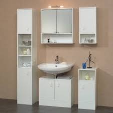 armadietto bagno armadietti per il bagno pensili e mobiletti funzionali home24