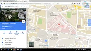 Map Location How To Add Google Map Location On Wordpress Website Youtube