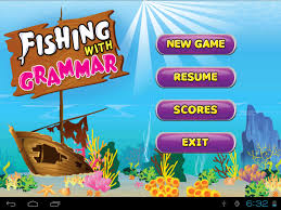 kids english grammar fish game android apps on google play