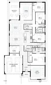 4 bedroom single story house plans 5 bedroom single story house plans koszi club