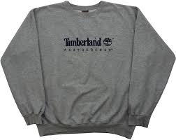 image of vintage timberland sweatshirt size large everyday ideas