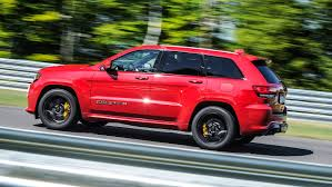 jeep grand cherokee 2017 jeep grand cherokee trackhawk 2017 review by car magazine