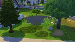 i made a gamecube style animal crossing house in the sims 4 then