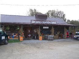 Arcade Barn Arcade Center Farm
