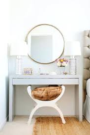 vanities david collins white lacquered dressing table mixing