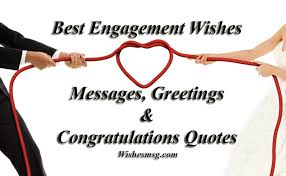 congratulate engagement best engagement messages congratulations quotes wishesmsg