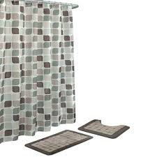 magical thinking printed boucherouite shower curtain by urban