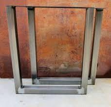 Flat Bar Table Legs Metal Table Legs Flat Bar Tubes Flats And Carre