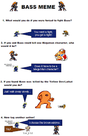 Mega Man Memes - mega man sprite expo comics bass meme darknut255