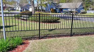 ornamental fences what they are types available materials made from