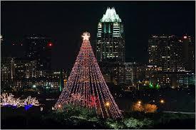 Trail Of Lights Austin Texas Austin Christmas Unihack Co