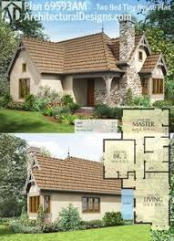 compact 2 bedroom 2 bath small house plan with cathedral ceiling