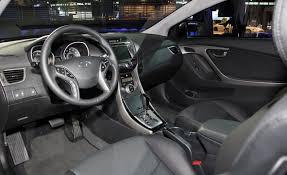 2013 hyundai accent interior 2013 hyundai elantra coupe review