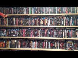 my entire and dvd collection my collection