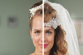 hairstyles for weddings for 50 over 50 years of wedding hairstyles in two minutes
