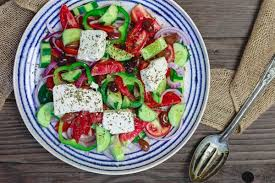 cuisine grecque traditionnelle salade grecque traditionnelle manger méditerranéen