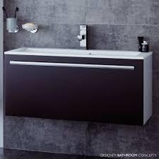 Designer Bathroom Sink Bathroom Extraordinary Modern Black Bathroom Decoration Using