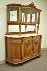 best marble top buffet ebay antique sideboard with marble top
