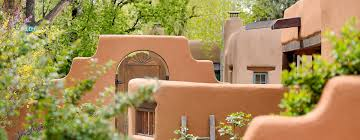 adobe style home tourism santa fe visiting santa fe accommodations vacation rentals
