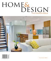 Home Design Magazines Home U0026 Design Magazine Design Issue 2015 Suncoast Florida