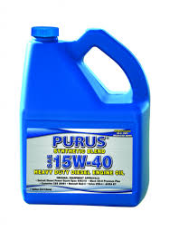 purus synthetic blend 15w 40 cj 4 engine oil mays shedd