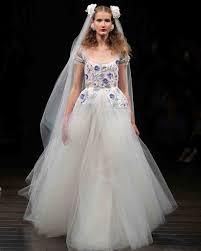 floral wedding dresses ultra floral wedding dresses martha stewart weddings