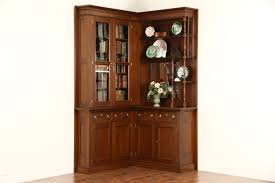 Antique Corner Cabinets Cupboards Pantries Cabinets Harp Gallery Antique Furniture