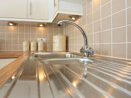 stainless steel countertops hgtv
