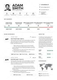 Infographic Resume Template Infographic Resume Cv Template Volume 9 By Paolo6180 Graphicriver