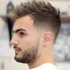 a chic model of short hairstyles for thin hair over 60 60 new haircuts for men 2016 haircuts short haircuts and