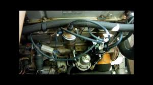 omc 2 5 4 cylinder boat engine youtube