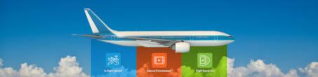 in flight internet onboard entertainment flight operations viasat