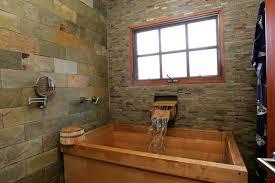 Bathtub Los Angeles La Crescenta Asian Master Bathroom Remodel With Japanese Soaking