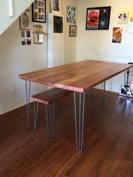 industrial hairpin leg desk ikea table for entryway with nice industrial hairpin legs and